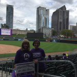 Lisa and Cheryl 2017 ALZ Walk